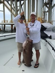 Rig Fishing Charters Venice LA