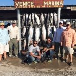 Deep Sea Offshore Lump Fishing Charters in Venice Louisiana
