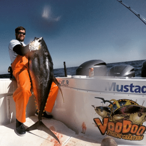 VooDoo Fishing Charters Deep Sea Offshore Tuna Fishing & Lodging In Venice Louisiana