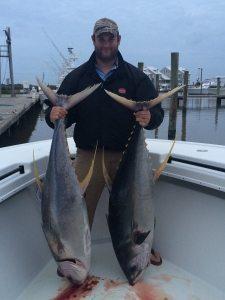 Venice Offshore Tuna Fishing Charters Louisiana