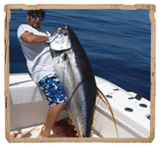 Offshore fishing louisiana charter fishing voodoo for Mexican gulf fishing company