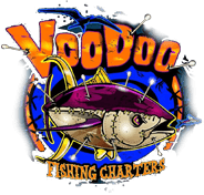 VooDoo Fishing Charters Deep Sea Offshore Tuna Fishing & Lodging In Venice Louisiana logo